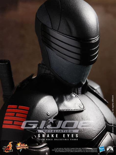 Kaos 3d Snake Eye toys g i joe retaliation snake figure sideshow collectibles announces pacific