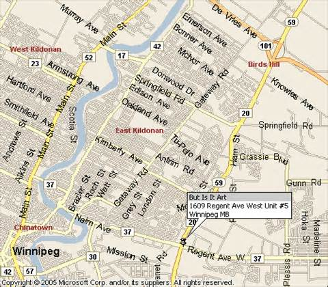 winnipeg manitoba canada map location of but is it in winnipeg manitoba