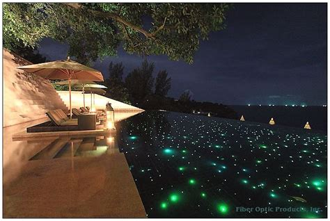 fiber optic pool lighting installation fiber optic pool lighting my future home