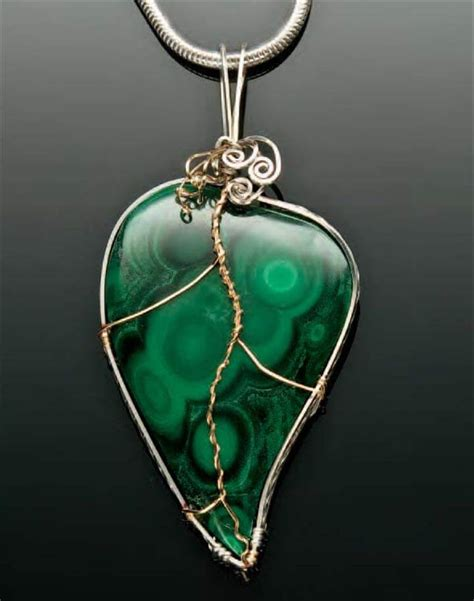 how to make jewelry with wire wrapping techniques 27 free wire wrap jewelry tutorials diy to make