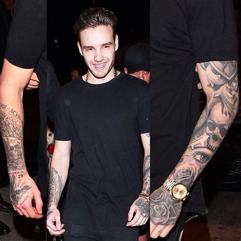 liam payne ankle tattoo 1000 images about one direction love on pinterest james