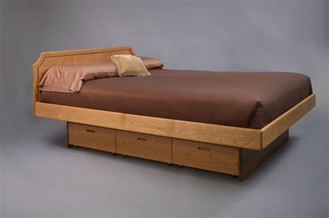 pedestal bed solid wood pedestal bed with 10 drawers and bookcase
