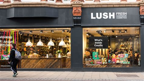 Scrub Shop Cosmetics leeds lush fresh handmade cosmetics uk