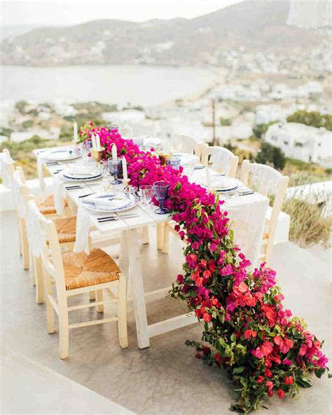 38 pink wedding centerpieces we martha stewart weddings