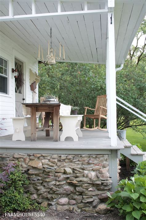 farm house porches farmhouse 5540 farmhouse friday our farmhouse porch