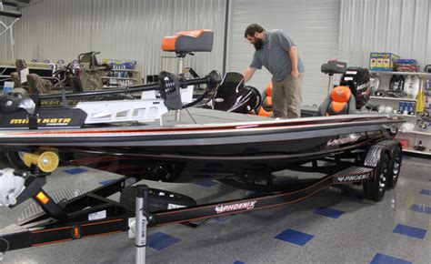 phoenix bass boat pics new marine store features phoenix bass boats business