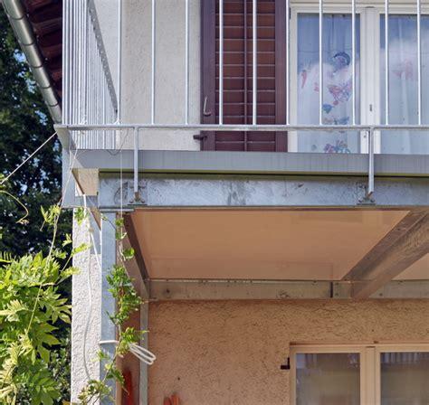 überdachung terrasse metall metall werk z 252 rich ag balkonanbau und terrasse f 252 r