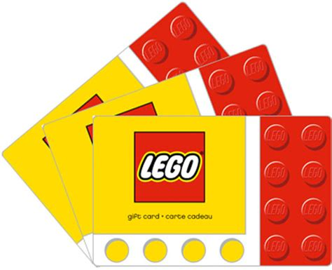 Can You Mail Gift Cards - lego gift cards gift vouchers