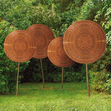 ausgefallene stehlen sichtschutz weidenbaum laubbaum natur sichtschutz welt de