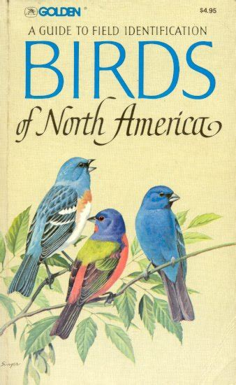birds of north america by robbins etc golden 1966