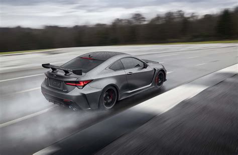 Lexus Rc F 2020 Price by 2020 Lexus Rc F Track Edition Will Cost Nearly Six Figures