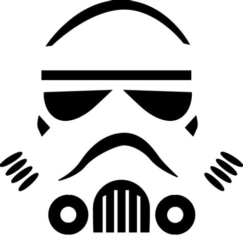 free printable pumpkin stencils star wars storm trooper star wars hauntedpumpkins com