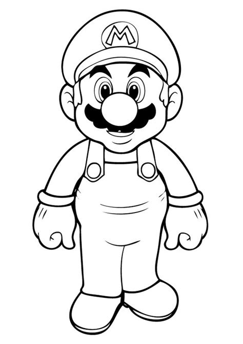 Mario 9 Coloring Pages by All Mario Characters Coloring Pages Free Printable Mario