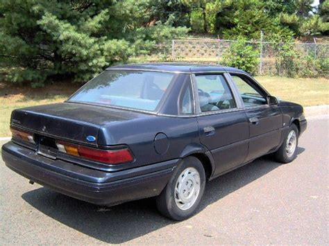 all car manuals free 1990 ford tempo parking system 1989 ford tempo information and photos momentcar