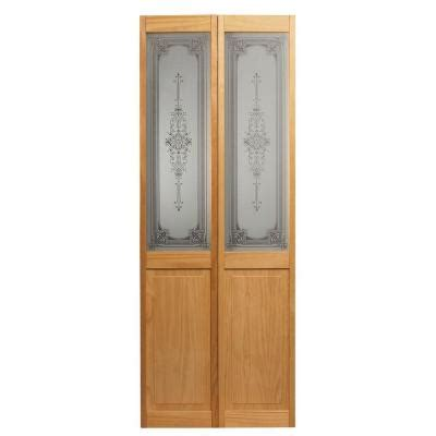 pinecroft 30 in x 80 in glass over panel tuscany wood pinecroft 30 in x 80 in baroque decorative glass over