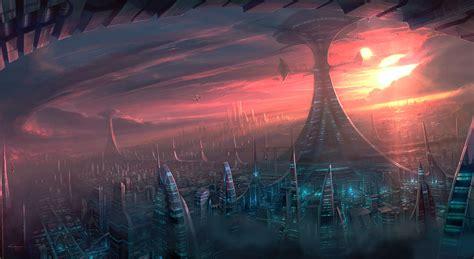 science fiction city science fiction photo 3999006 fanpop