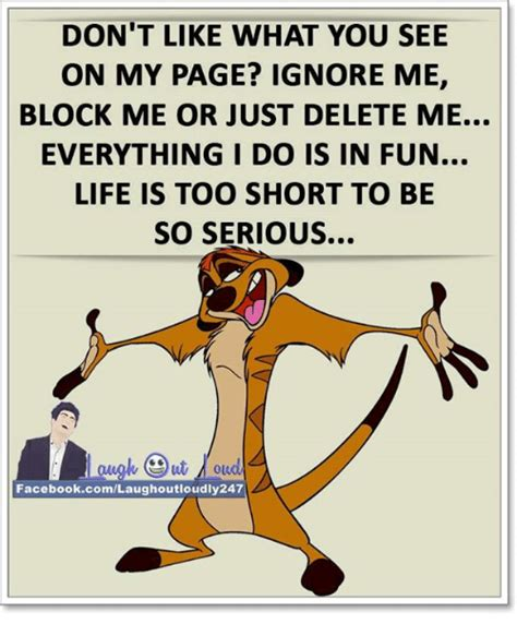 Like What You See by Don T Like What You See On My Page Ignore Me Block Me Or