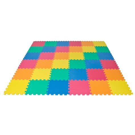 Baby Foam Mat by Rainbow Interlocking Foam Baby Mat Children Crawling