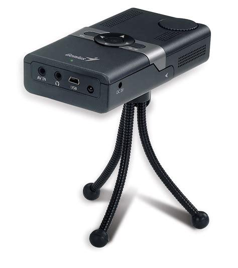Proyektor Mini Genius miniaturn 237 projektor od geniusu s velikost 237 mobilu nahrad 237