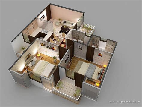 layout 3d casa grande 2 sector chi 5 greater noida apartment