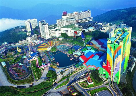 theme park hotel at genting genting highlands reviews reviews
