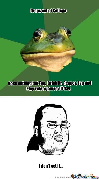 Foul Bachelor Frog Meme - foul bachelor frog by acidnightshade meme center