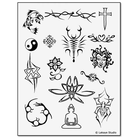 earth jagua premium all natural black temporary tattoo kit