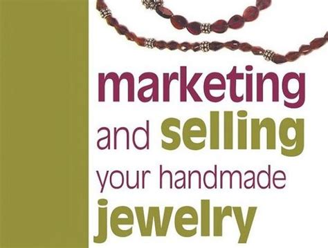 Selling Handmade Jewelry - selling jewelry 5 tips for marketing selling