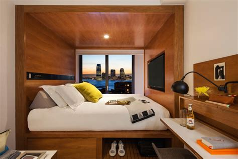 hotels with living rooms the micro living trend checks into hotels co design