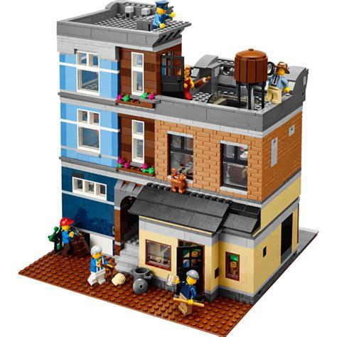 building creator lego detective s office set 10246 brick owl lego