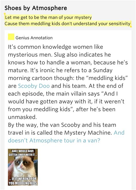 Ways To Handle A Meddling In by Let Me Get To Be The Of Your Mystery Cause Them