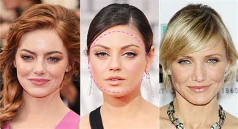 high cheekbones square face how to style your brows to flatter your face shape