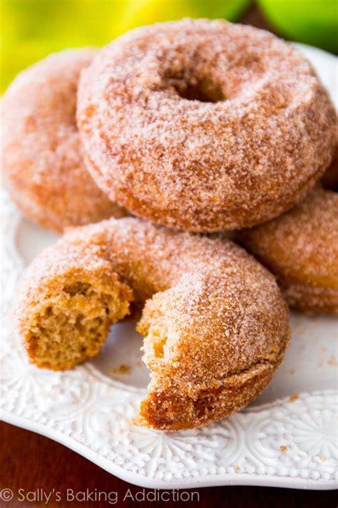 spiced apple cider donut holes sallys baking addiction