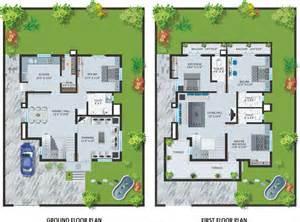 Bungalow Blueprints by Independent Bungalow Layout Plan Patel Pride Aurangabad