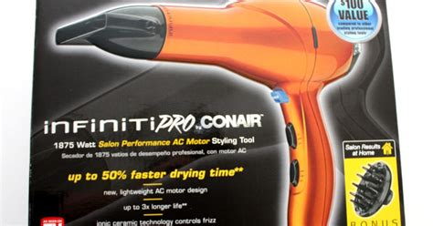 Conair Hair Dryer As Seen On Tv pondering conair infiniti pro ac motor hair dryer