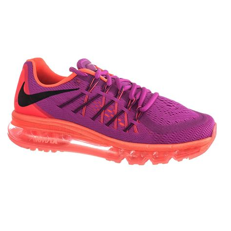 nike womens shoes 2015 new nike s air max 2015 running shoes fuchsia black