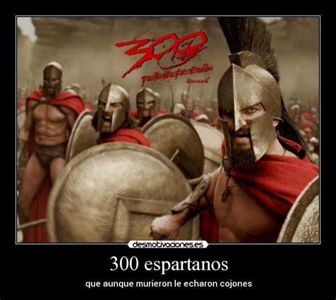 imagenes motivadoras guerreros 300 espartanos desmotivaciones