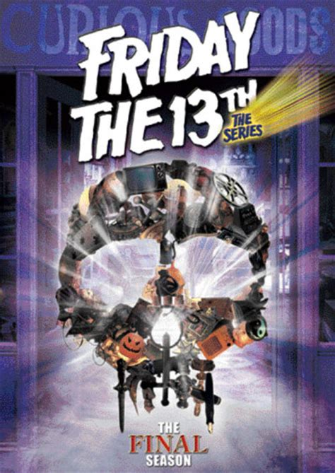 Friday Date With The Tv by Friday The 13th Tv Series Headhunter S Horror House