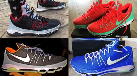kd designs the 50 best nike kd 8 id designs on instagram sole collector