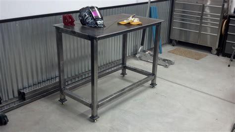 welders bench welding bench by d deseife description garage weld