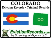 Criminal Records Colorado Colorado Criminal Records And Co Tenant Eviction Search