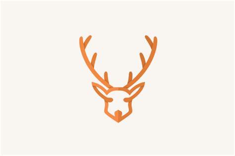 logo deer deer logo