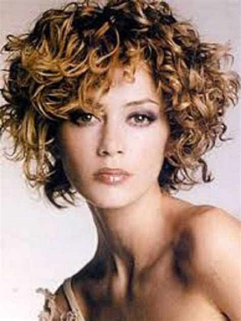 haircuts for curly thick hair and round faces 15 short curly hair for round faces short hairstyles