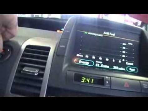 How To Reset Prius Maintenance Light by How To Reset The Maintenance Light On A 2008 Toyota Prius