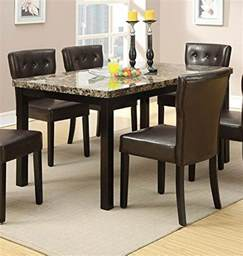 real marble dining table set and buying considerations