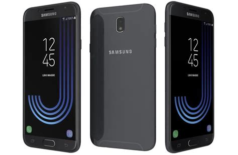 Samsung Galaxy J7 2017 Like New 3d model samsung galaxy j7 2017 black cgtrader