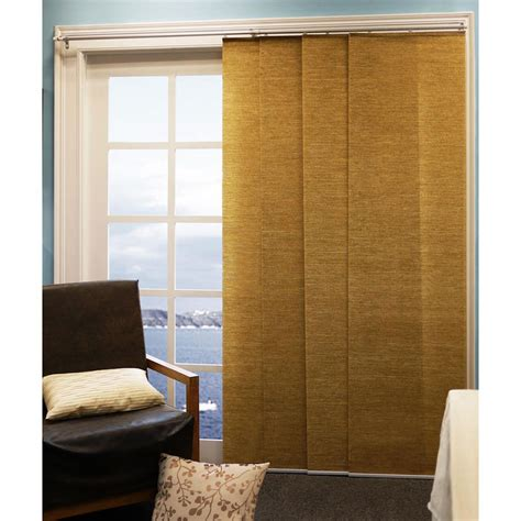Sliding Panel Curtains For Patio Doors Curtain Window Treatments For Patio Slider Doors