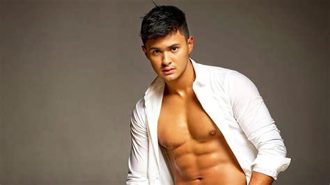 10 sexiest filipino men in showbiz 2015 youtube