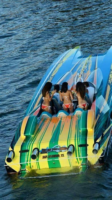 fast yellow boat 48 best hot boats and hot girls images on pinterest