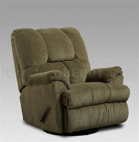 modern swivel recliners olive fabric modern elegant swivel rocker recliner